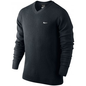 Nike Lambswool V-Neck Sweater (L.C.)