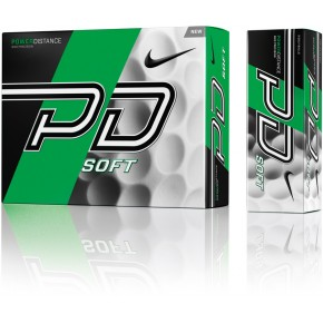 Nike Power Distance Soft Logobolde