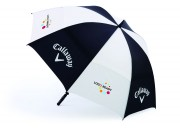 "Callaway 68"" Dual canopy paraply"