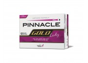 Pinnacle Lady Gold Logobolde