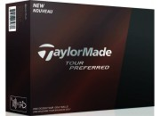 TaylorMade tour Preferred Logobolde