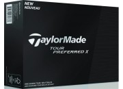 TaylorMade tour X Preferred Logobolde